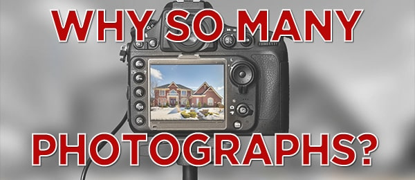what photos do appraisers take